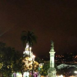 Down town Quito